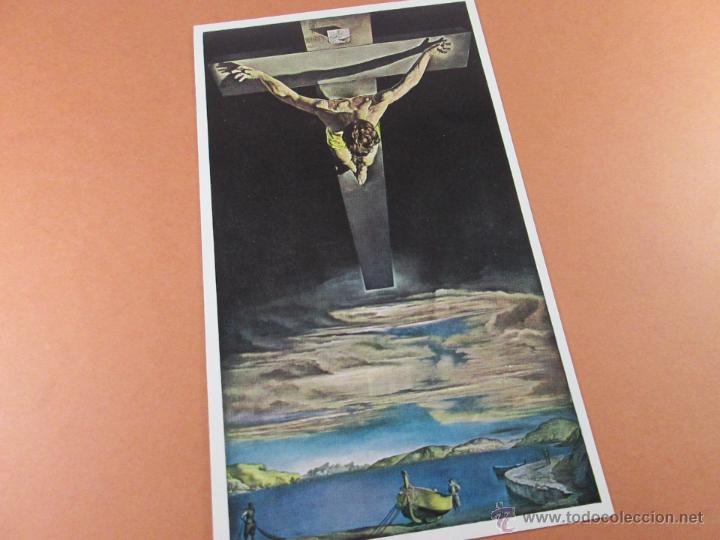 Postales: Aª POSTAL-SALVADOR DALÍ-CRISTO-SCOTLAND-VER FOTOS. - Foto 5 - 45760577