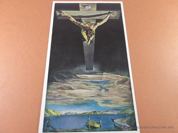 Postales: Aª POSTAL-SALVADOR DALÍ-CRISTO-SCOTLAND-VER FOTOS. - Foto 6 - 45760577