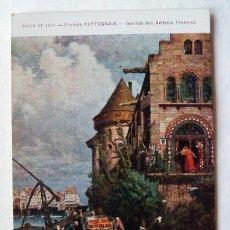 Postales: POSTAL DEL SALON DE 1914. Lote 46385712