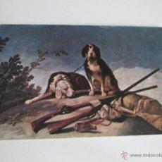 Postales: Aª POSTAL MUSEO DEL PRADO-GOYA-1959-SIN CIRCULAR-NUEVA-VER FOTOS.. Lote 46436862