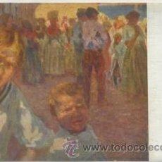 Postales: POSTAL DE ARTE. PLA Y RUBIO. EN LA BARCELONETA Nº 483 P-ARTE-196. Lote 46780759