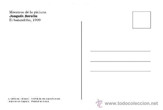 Postales: POSTAL DE SOROLLA 2 - Foto 2 - 47270972