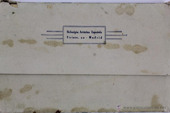 Postales: BP-10. LIBRITO DESPLEGABLE 24 POSTALES PALACIO REAL DE MADRID. AÑOS 30. - Foto 2 - 47200025