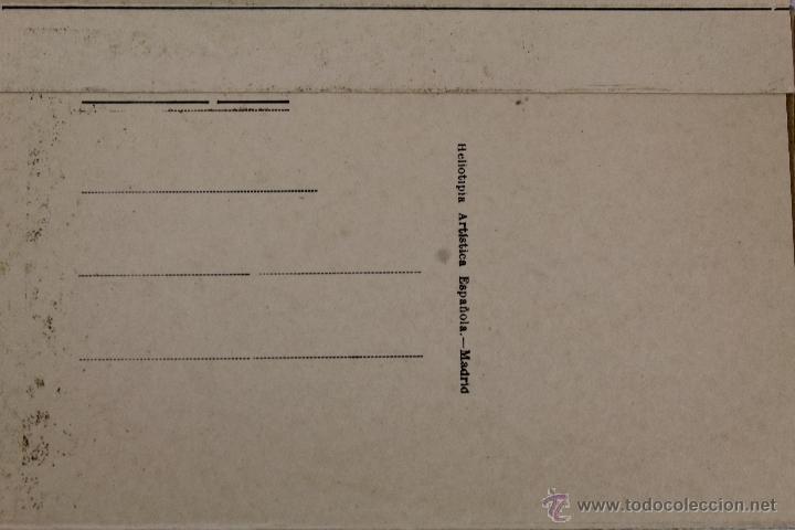 Postales: BP-10. LIBRITO DESPLEGABLE 24 POSTALES PALACIO REAL DE MADRID. AÑOS 30. - Foto 6 - 47200025