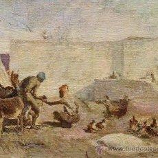 Postales: ILUSTRA-MUSEO DE ARTE MODERNO -BCN-M. FORTUNY-1968-. Lote 47623927