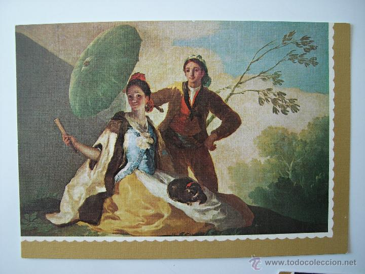 Postales: 3 postales -- Goya - La vendimia (las otras se ven en fotos adjuntas) - Foto 2 - 33018718