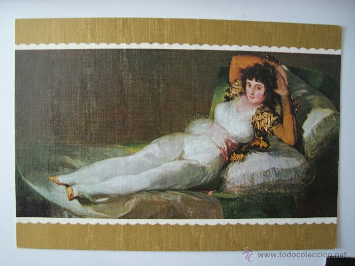 Postales: 3 postales -- Goya - La vendimia (las otras se ven en fotos adjuntas) - Foto 3 - 33018718