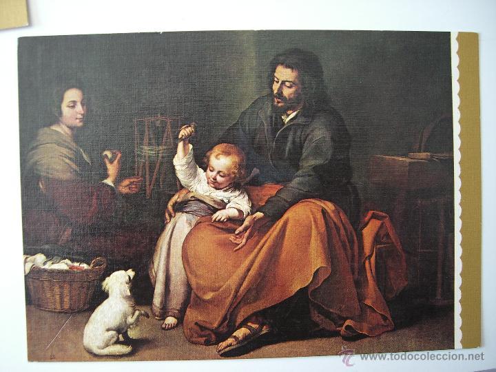 Postales: 3 postales de Goya - Murillo - El Greco (las otras dos se ven en fotos adjuntas) - Foto 2 - 33019167