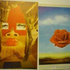 Postales: LOTE POSTALES EDITADA POR EL MUSEO DALI.--FIGUERAS--CM. Lote 48524525
