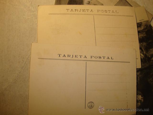 Postales: ANTIGUO LOTE COLECCION DE 11 POSTALES ARTE CUADROS MUSEO DEL PARDO EDI. LACOSTE - Foto 3 - 48695348