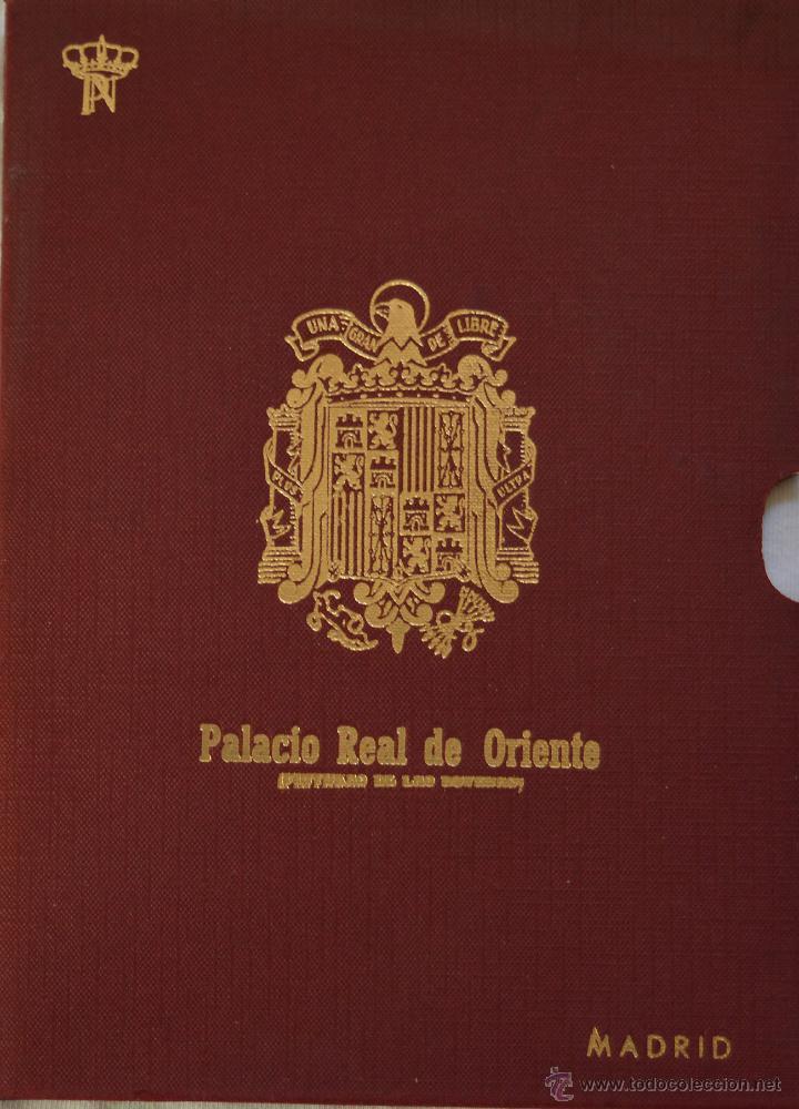 PALACIO REAL DE ORIENTE (PINTURA DE BÓVEDAS) (Postales - Postales Temáticas - Arte)