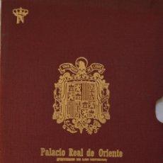 Postales: PALACIO REAL DE ORIENTE (PINTURA DE BÓVEDAS). Lote 49079292