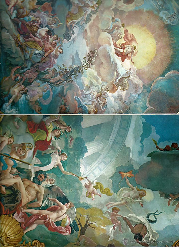 Postales: Palacio Real de Oriente (Pintura de Bóvedas) - Foto 2 - 187203156