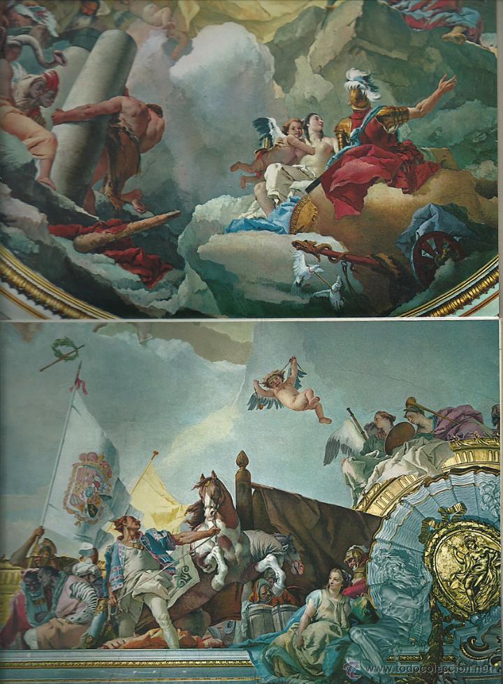 Postales: Palacio Real de Oriente (Pintura de Bóvedas) - Foto 3 - 187203156