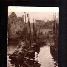 Postales: POSTAL SALON DE 1913. F. LEGOUT-GERARD. NO CIRCULADA.. Lote 49771296