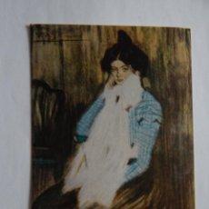 Postales: PICASSO: LOLA, LA HERMANA DEL ARTISTA. Lote 49786399