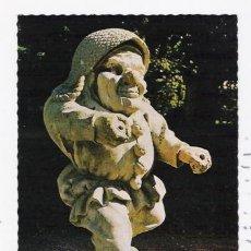 Postales: POSTAL ENANO DE SALZBURGO-NO CIRCULADA. Lote 50146358