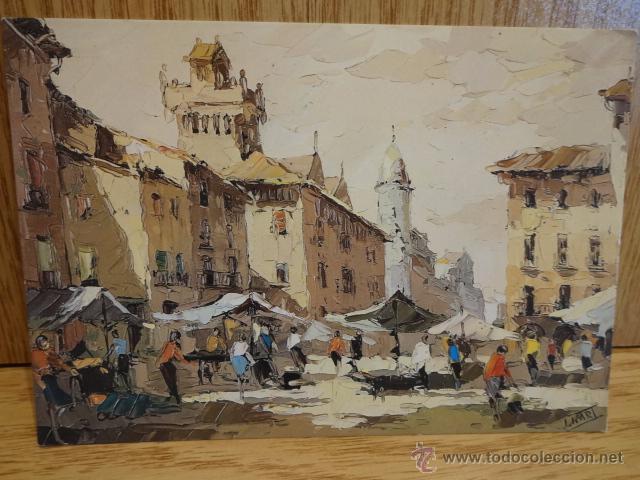 Postales: J. ICART SAMPERE. GRANOLLERS Y VIC (BARCELONA) 4 POSTALES SIN CIRCULAR. - Foto 2 - 50865615