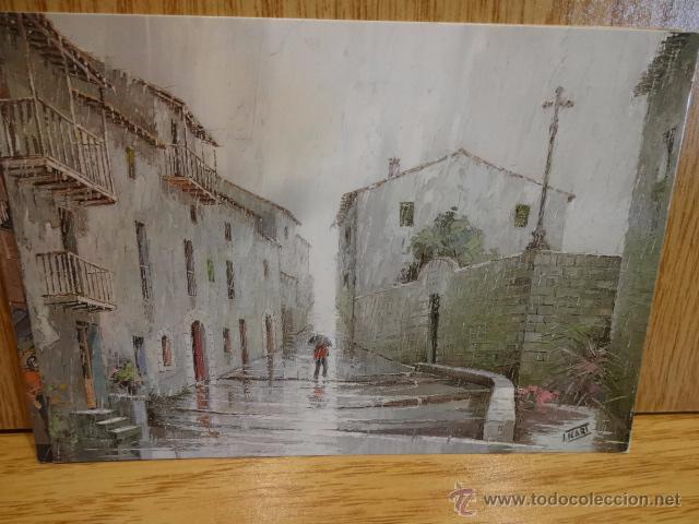 Postales: J. ICART SAMPERE. GRANOLLERS Y VIC (BARCELONA) 4 POSTALES SIN CIRCULAR. - Foto 3 - 50865615
