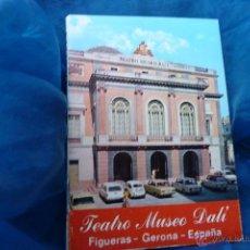 Postales: DALI -ACORDEON DE POSTALES DEL TEATRO MUSEO DALI -AÑOS 70. Lote 51037595