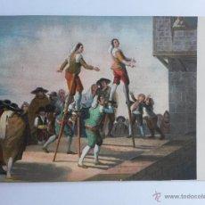 Postales: POSTAL,HAUSER Y MENET,MUSEO DEL PRADO Nº 801, GOYA. Lote 51560464