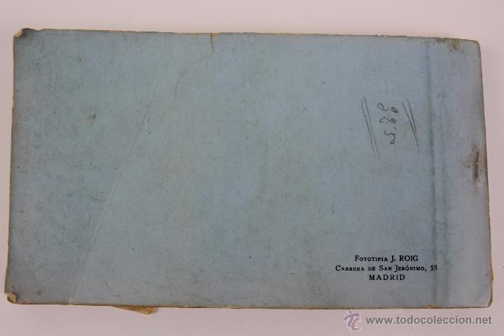 Postales: BP-44. MUSEO DEL PRADO. CUADROS DE TIZIANO. BLOC POSTAL. 24 TARJETAS. - Foto 2 - 52431177
