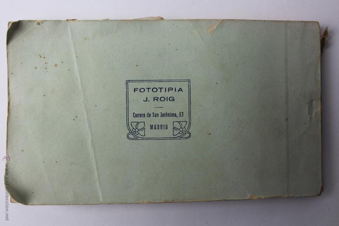 Postales: BP-54. CUADROS DEL GRECO. MUSEO DEL PRADO. BLOC POSTAL DE 24 TARJETAS.COMPLETO. - Foto 3 - 52436651