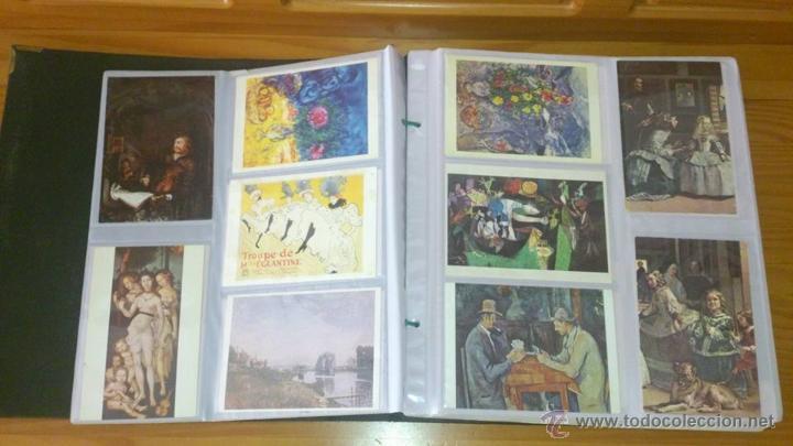 PINTURA - COLECCIÓN DE POSTALES DE PINTURA UNIVERSAL - ÁLBUM DE 170 POSTALES NUEVAS SC (Postales - Postales Temáticas - Arte)