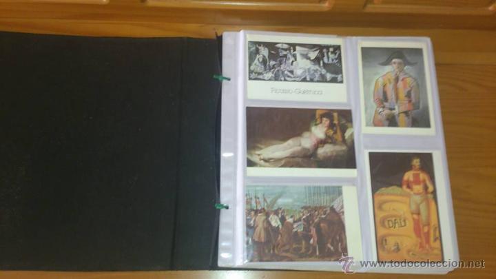 Postales: PINTURA - COLECCIÓN DE POSTALES DE PINTURA UNIVERSAL - ÁLBUM DE 170 POSTALES NUEVAS SC - Foto 5 - 53859419