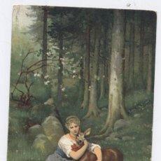 Postales: GENOVEVA-(RUDOLF HENNEBERG) -STENGEL & CO Nº 29094. Lote 53992570