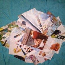 Postales: COLECCION 25 POSTALES DE OBRAS DEL MUSEO SOROLLA DE MADRID EDIT. ESCUDO ORO AÑOS 70 SIN CIRCULAR. Lote 54114896