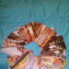 Postales: COLECCION 16 POSTALES IMPRESIONISTAS FRANCESES EDIT. ESCUDO ORO AÑOS'70 SIN CIRCULAR. Lote 54115248