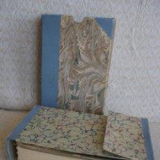 Postales: ESTUCHE EDITORIAL CON APROX. 95 POSTALES DE OBRAS EXPUESTAS EN EL MUSEO DE EL LOUVRE 1910 CA. Lote 54693494