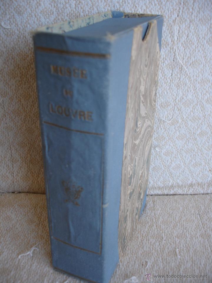 Postales: ESTUCHE EDITORIAL CON APROX. 95 POSTALES DE OBRAS EXPUESTAS EN EL MUSEO DE EL LOUVRE 1910 ca - Foto 26 - 54693494