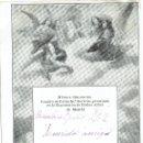 Postales: PS5482 POSTAL ILUSTRADA CON EL CUADRO 'MÚSICA RELIGIOSA', DE P. M. BERTRÁN. 1903. Lote 46557136