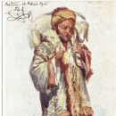 Postales: PS5486 THE HOLY LAND 'A SYRIAN SHEPHERD'. OILETTE. TUCK AND SONS. 1906. Lote 46557353