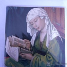Postales: THE MADGALEN READING C. 1435 ROGIER VEN DER WEYDEN (1399-1464). Lote 54952796