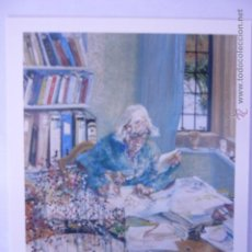 Postales: MAGGI HAMBLING 1985 DE DOROTHY HODGKIN 1910-94 . Lote 54952900