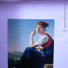 Postales: HEINRIKE DANNECKER, 1802 DE CHRISTIAN GOTTLIEB SCHICK (1776-1812). Lote 54953430