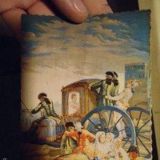 Postales: ANTIGUA POSTAL ARTE O RELIGIOSA - MUSEO DEL ESCORIAL TAPIZ - OFERTA LOTES - . Lote 55323950