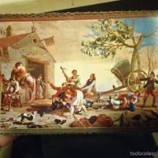 Postales: ANTIGUA POSTAL ARTE O RELIGIOSA - MUSEO DEL ESCORIAL TAPIZ - OFERTA LOTES - . Lote 55323956
