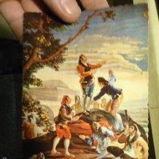 Postales: ANTIGUA POSTAL ARTE O RELIGIOSA - MUSEO DEL ESCORIAL TAPIZ - OFERTA LOTES - . Lote 55323960