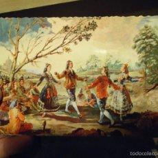 Postales: ANTIGUA POSTAL ARTE O RELIGIOSA - MUSEO DEL ESCORIAL TAPIZ - OFERTA LOTES - . Lote 55323968
