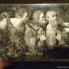 Postales: ANTIGUA POSTAL ARTE O RELIGIOSA - MILANO ULTIMA CENA - OFERTA LOTES - . Lote 55324284