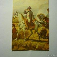 Postales: POSTAL NAPOLEON A WAGRAM .-MUSEO DE VERSALLES. Lote 55839795