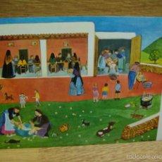 Postales: MARGOT TATE - IBIZA , MATANZA. Lote 56587822