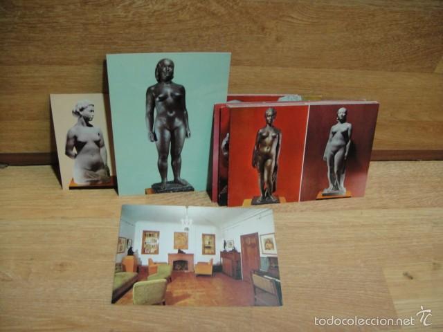 MUSEO CLARA - 18 POSTALES POSTALES (Postales - Postales Temáticas - Arte)