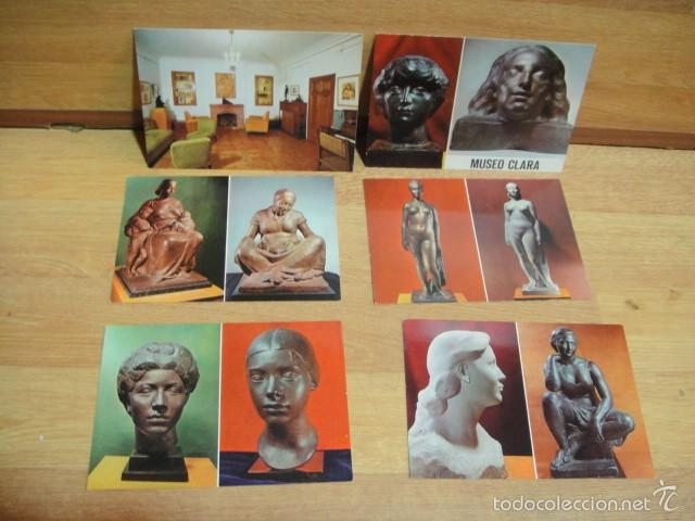Postales: museo clara - 18 postales postales - Foto 2 - 56660755
