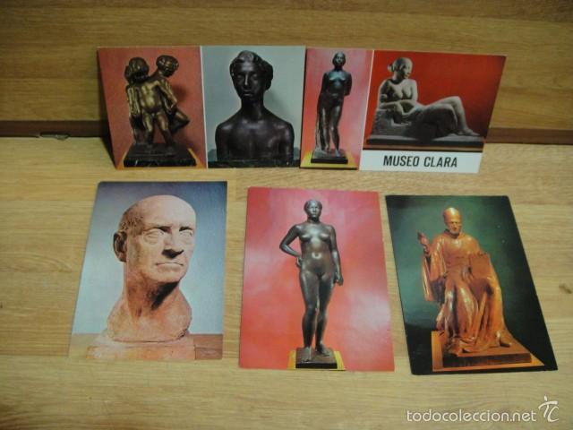 Postales: museo clara - 18 postales postales - Foto 3 - 56660755