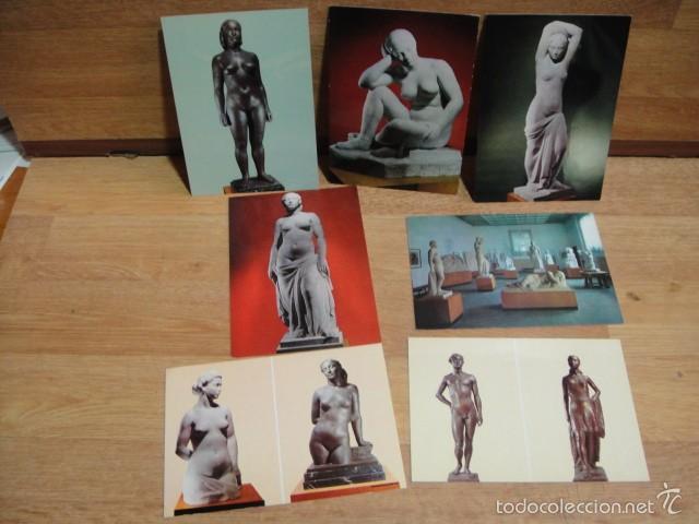 Postales: museo clara - 18 postales postales - Foto 4 - 56660755